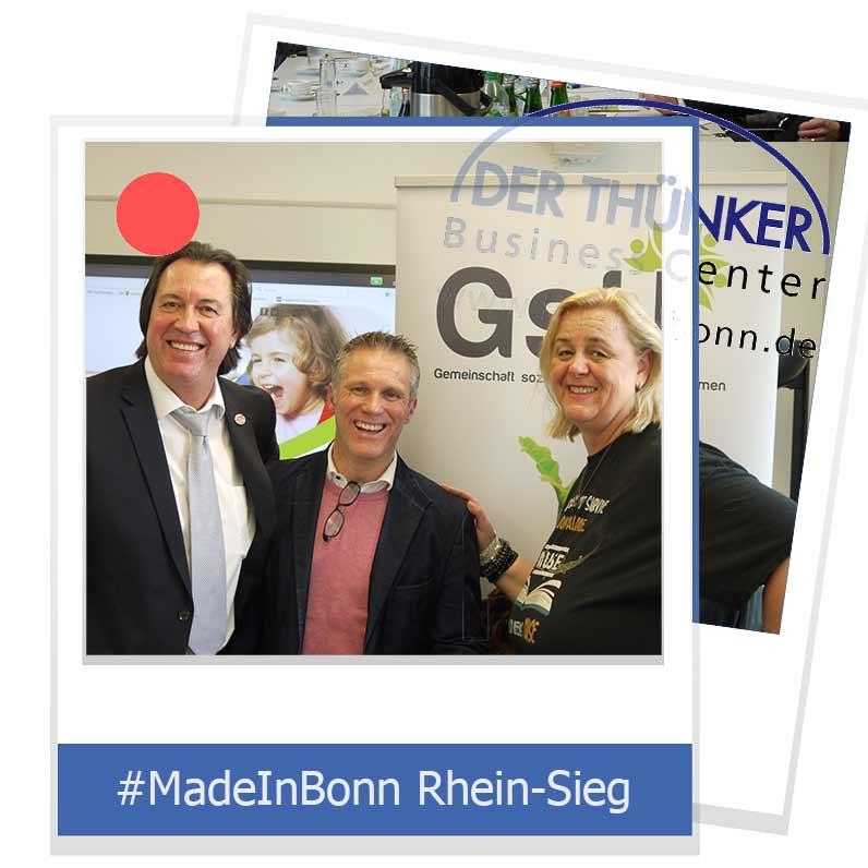 Sozial engagierte Unternehmen organisieren sich in der Region Bonn-Rhein-Sieg